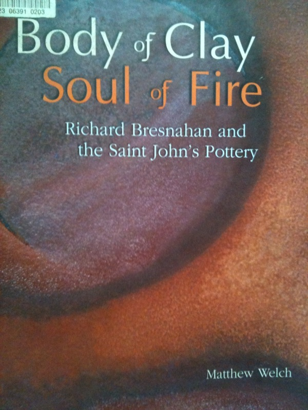Richard Bresnahan book